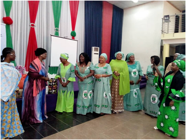 Old Girls Association of Federal Government Girls College Bakori paid DOAF a visit.